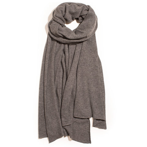 The Wrap by Golightly Cashmere in Elk