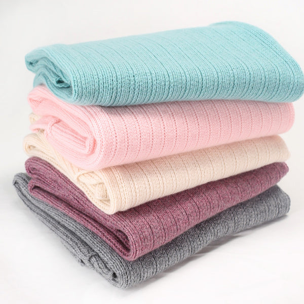 The Cashmere Baby Blanket