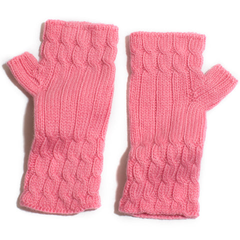 The Cabled Armwarmers