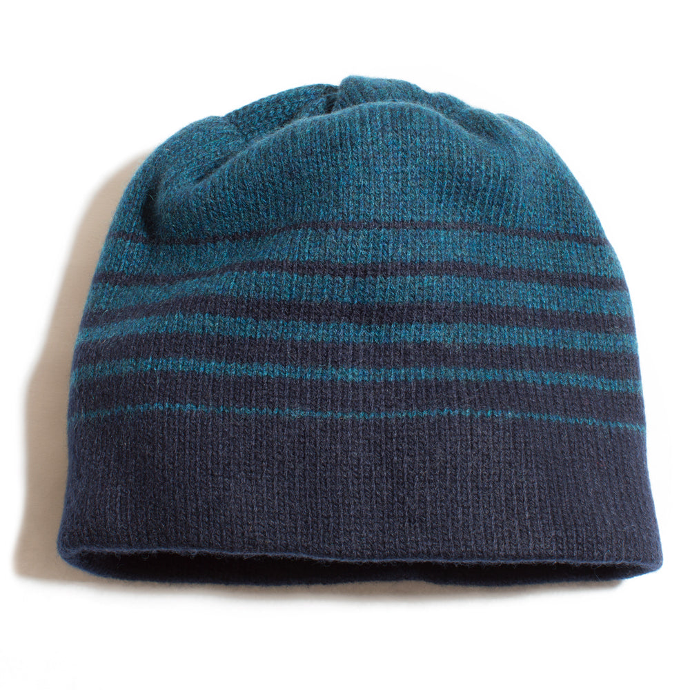 The Striped Performance Hat – Golightly Cashmere 90c4ed943d8