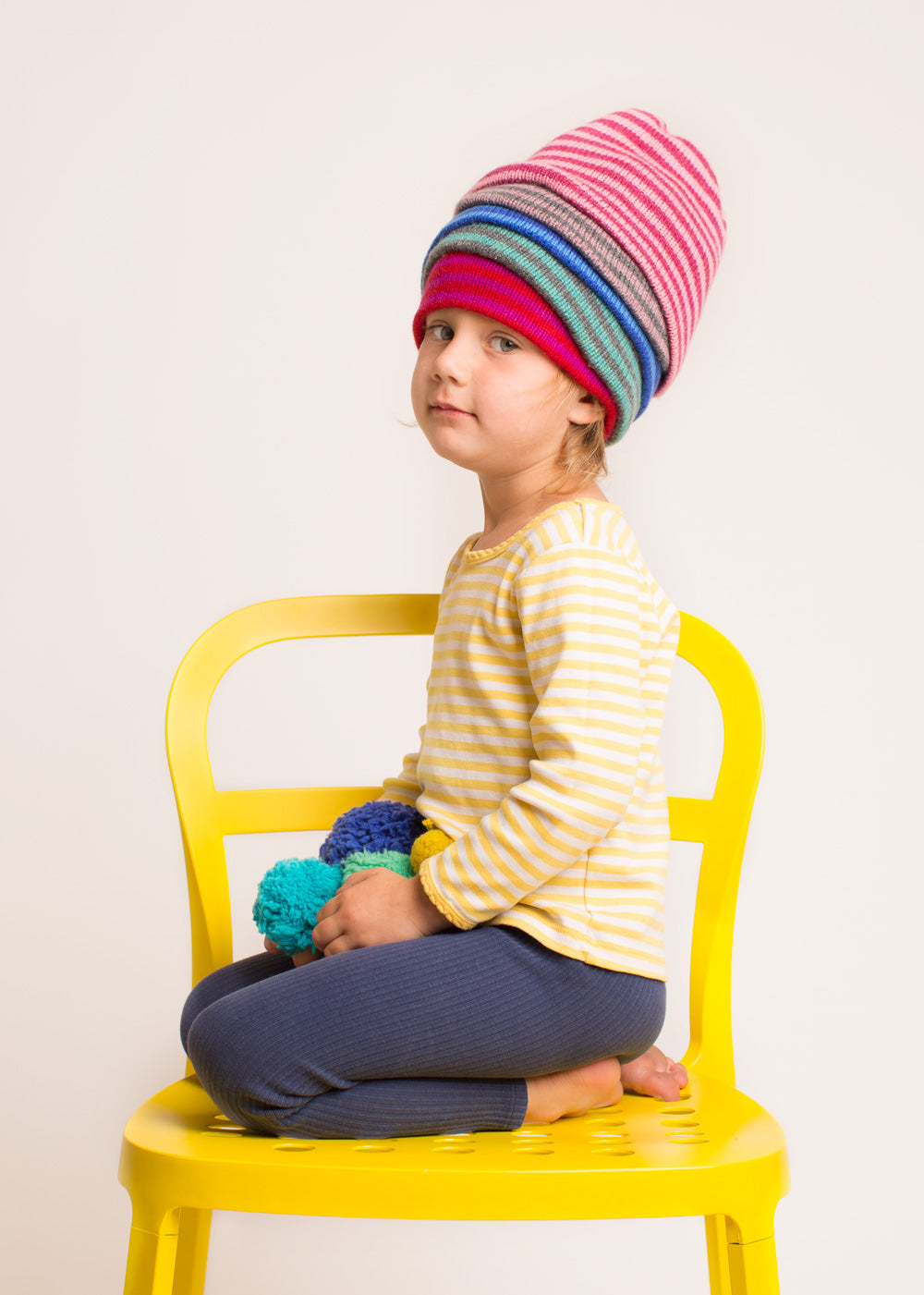 The Toddler Hat – Golightly Cashmere 4176819cded