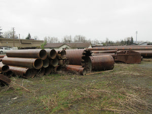 "24"" Pipe Pile - Various Lengths"