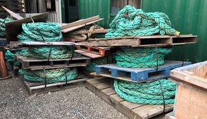 Pallets of Rope