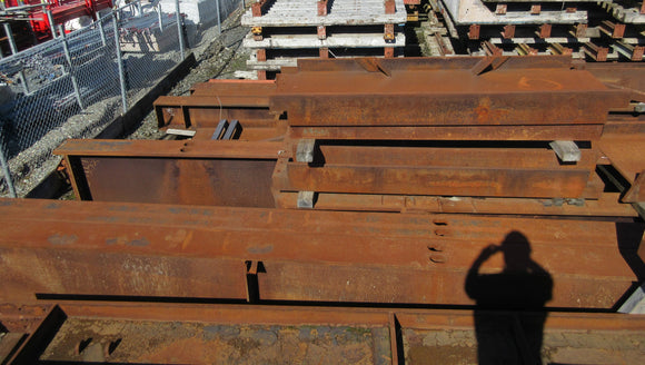 Steel Beam - Various Sizes and Lengths