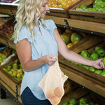 Reusable Fresh Produce Mesh Bags (Set Of Six) - Zest Style