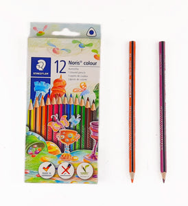 Colores Noris Colour Triangular Staedtler