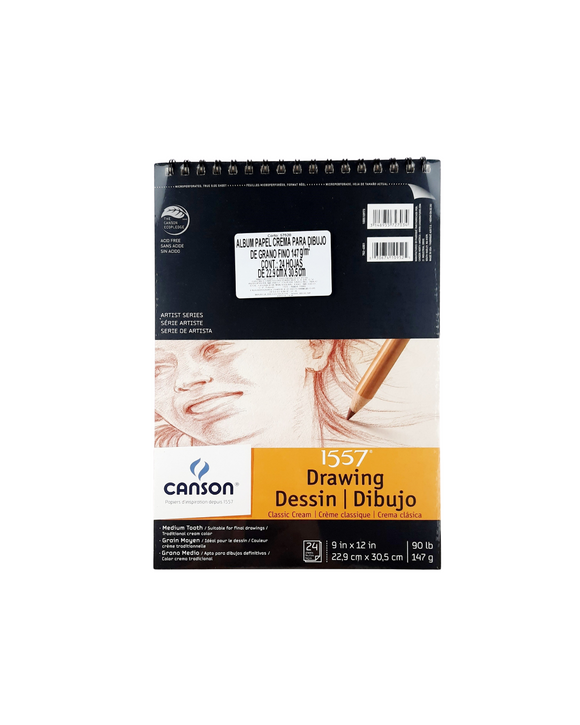 Block Canson Drawing 1557 147g
