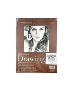 Block Strathmore Drawing 27.9X35.6cm 130g