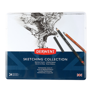Estuche De Lápices Sketching Collection Derwent.
