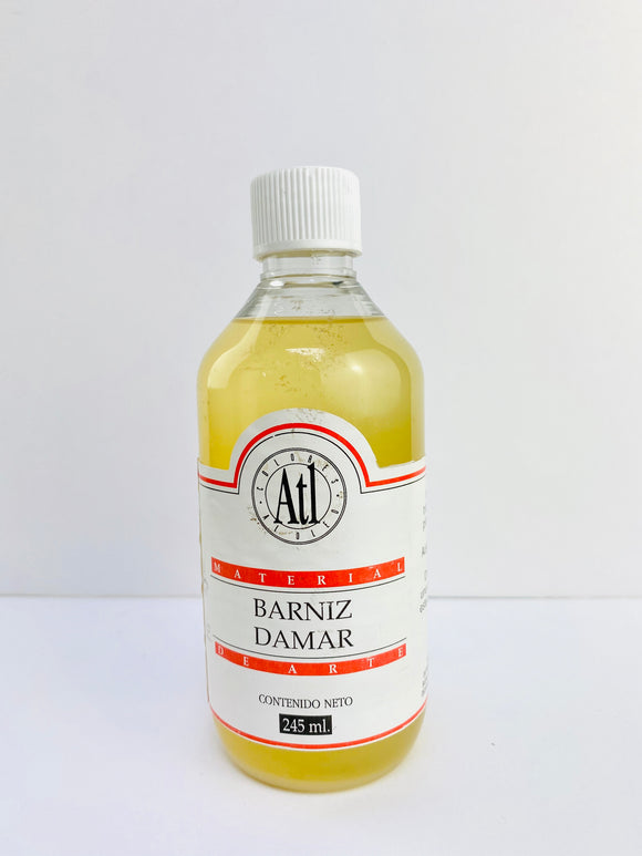 Barniz Damar Liquido Atl 245ml
