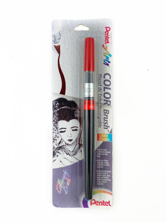 Pincel Color Brush c/tinta