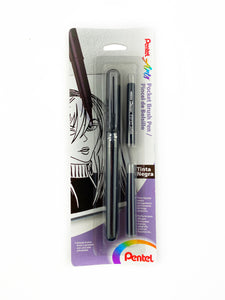 Pincel de Bolsillo Pocket Pentel