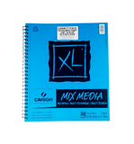 Block Canson XL Mix Media 160g