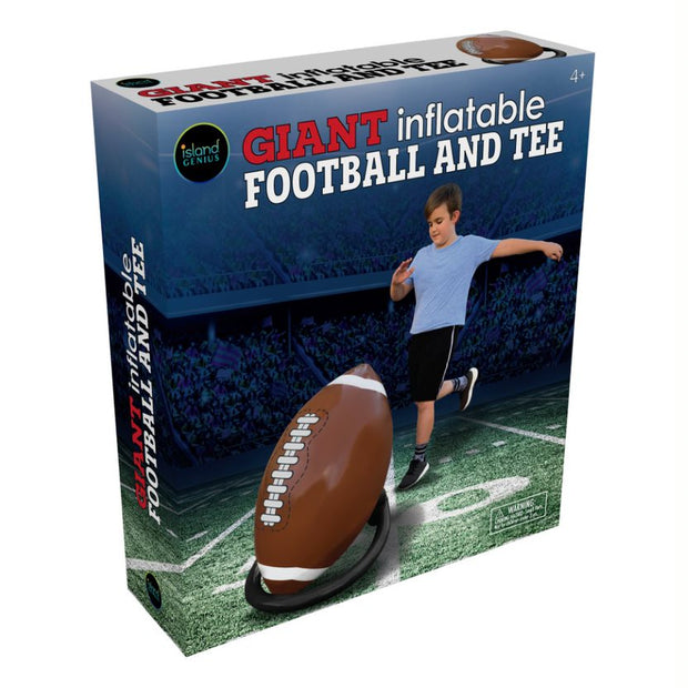 Giant Inflatable Football and Tee