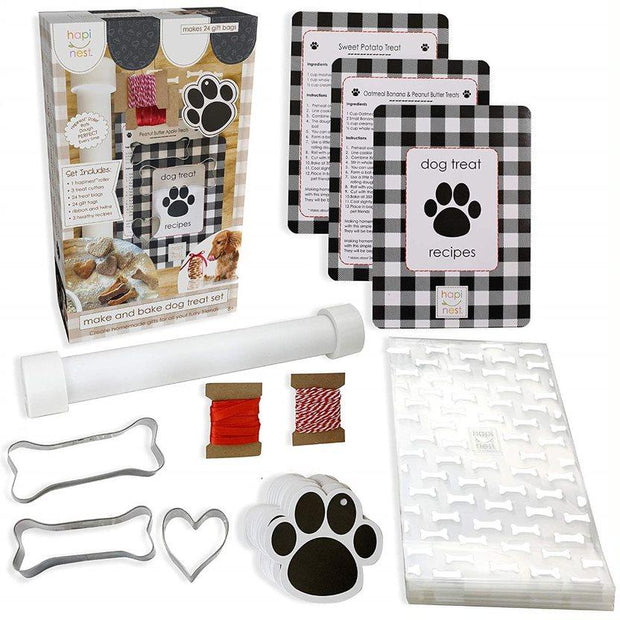 Make & Bake Dog Treat Set