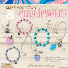Load image into Gallery viewer, DIY Clay Jewelry Kit