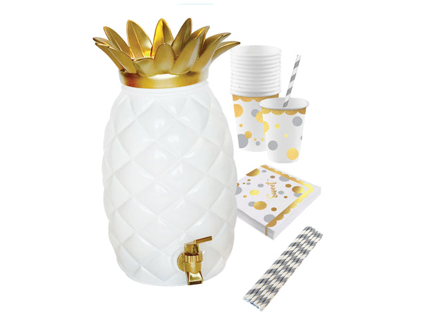 Glam Pineapple Party Pack