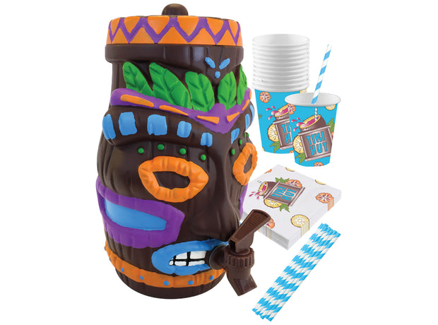 Tiki Party Pack