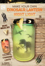 Load image into Gallery viewer, DIY Dinosaur Toy Lantern Night Light Kit