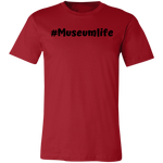 Load image into Gallery viewer, #Museumlife Unisex Short-Sleeve T-Shirt