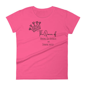 The Queen of Ladies T-Shirt