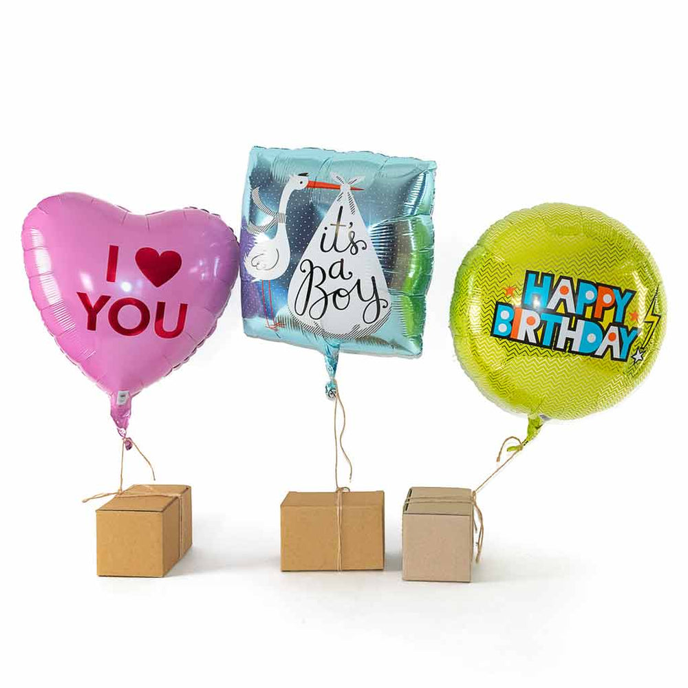 Occasion Helium Balloons - Click For Flowers