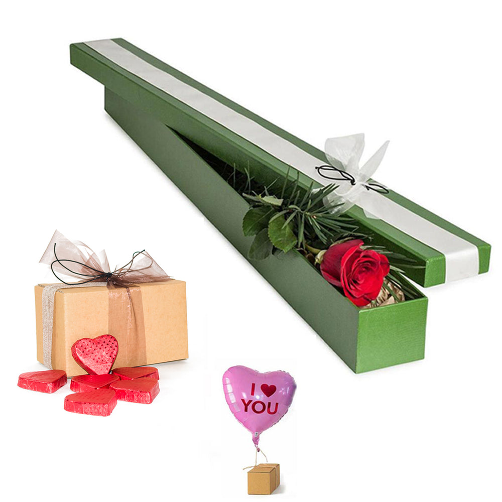 Happy Valentines day package