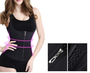 Adjustable Shoulder Strap Waist Trainer - 60% OFF!