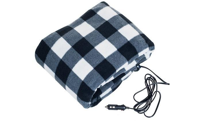 Electric Blanket for Car - 70% OFF!