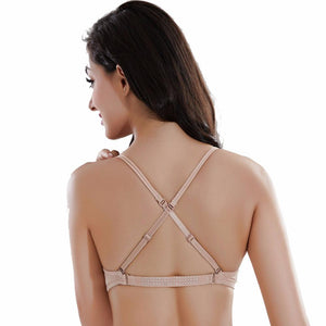 Invisible Cleavage Backless Bra - 70% OFF!