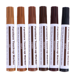 12 Colors Set Wooden Furniture Touch Up Markers - 70% OFF!