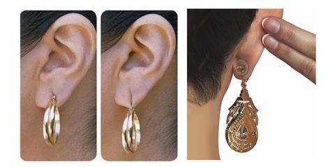 Invisible Ear Lobe Support - 60%OFF!