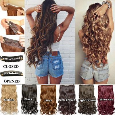 Natural Wig Extensions  - 80%OFF!