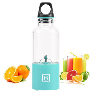 USB Rechargeable Bottle Blender - 60% OFF!