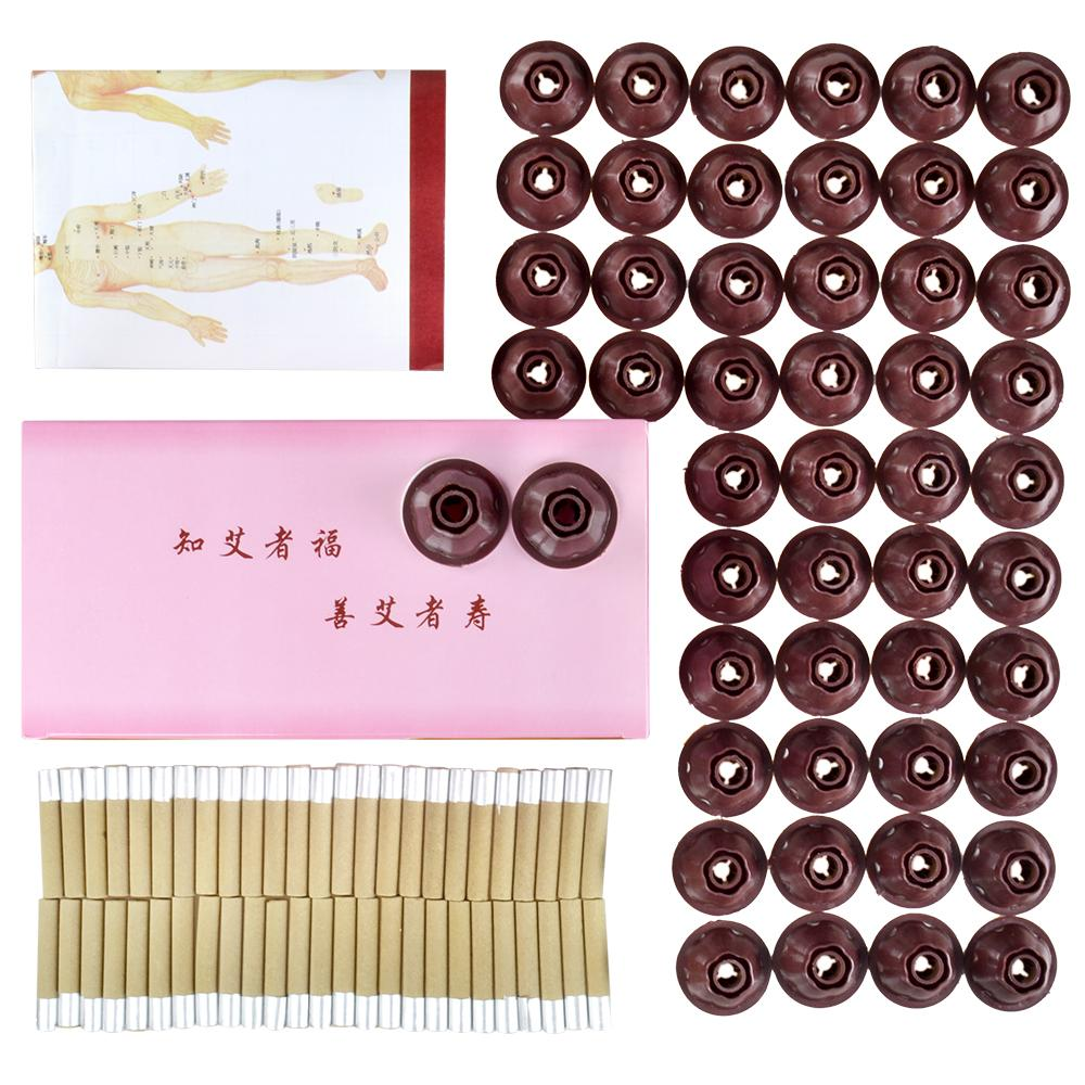 50pcs Moxibustion Diabetes Stick Patch - 70% OFF!