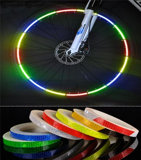 Reflective Fluorescent Tape - 70% OFF!