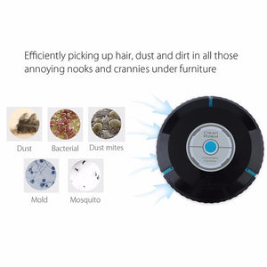 Smart Robotic Vacuum Cleaner - 70% OFF!
