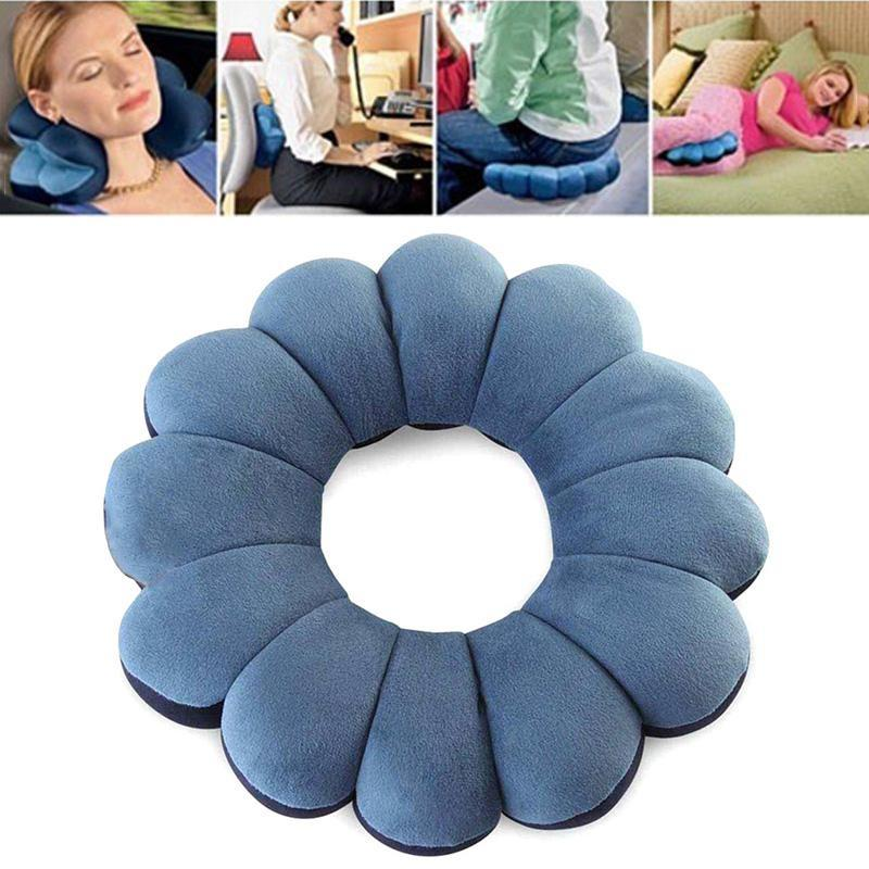 Flexi Pillow Flexible & Versatile 5-in-1 Pillow - 70%OFF!