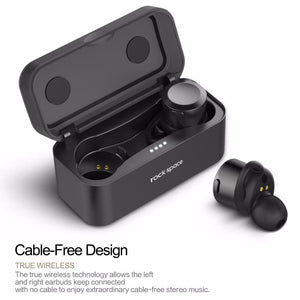 RockSpace Bluetooth Earphone -60% OFF!