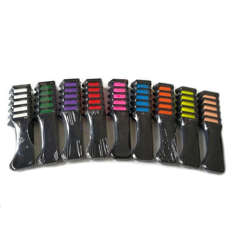 Magical Temporary Hair Chalk Comb - 60%OFF!