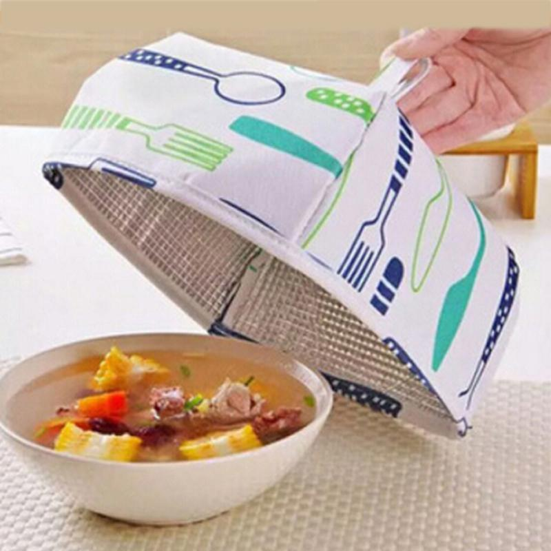 Foldable Insulated Food Cover - 70% OFF!
