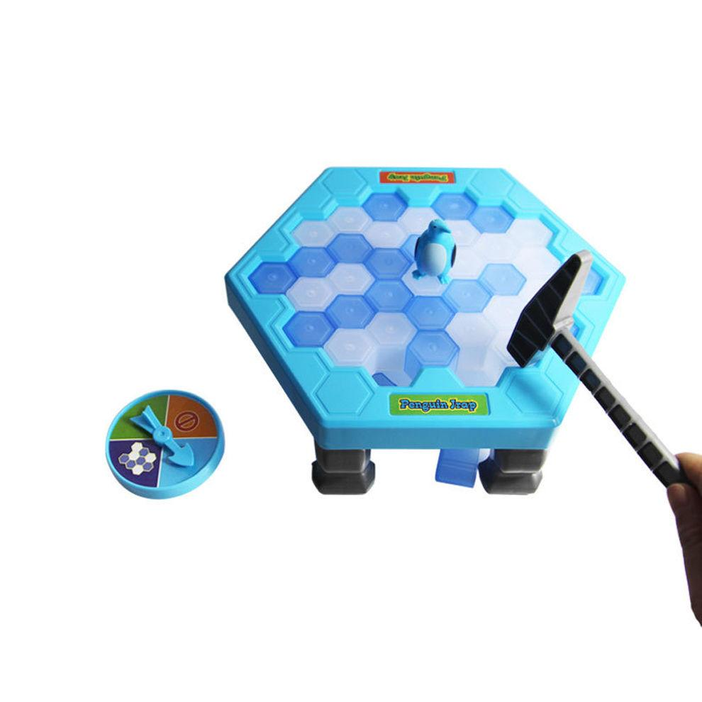 Penguin Ice Breaking Puzzle Game - 70% OFF!