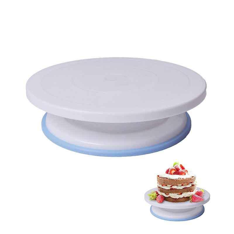 Turntable Anti-skid Rotating Cake - 70%OFF!