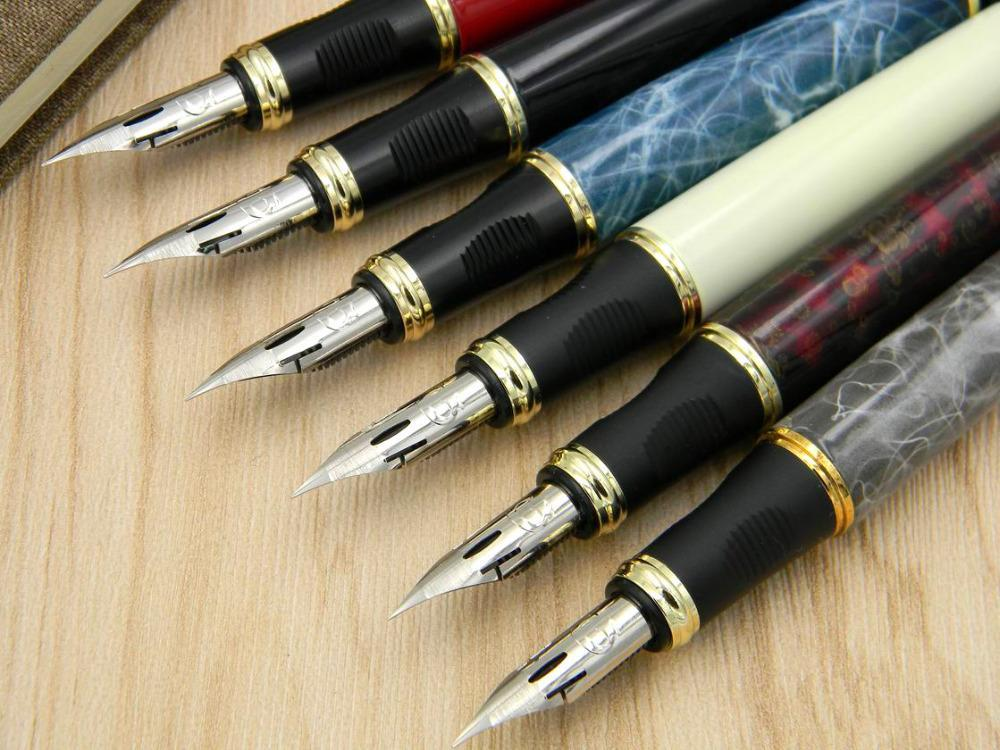 Flexy Nib Calligraphy Fountain Pen - 70%OFF!