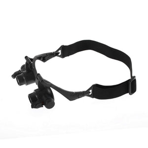 Magnifier Glasses with Illumination - 70% OFF!