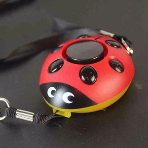 Self Defense Alarm Security Keychain - 70% OFF!