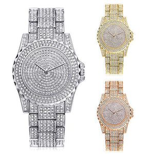 Luxury Diamond Watch -70% OFF!