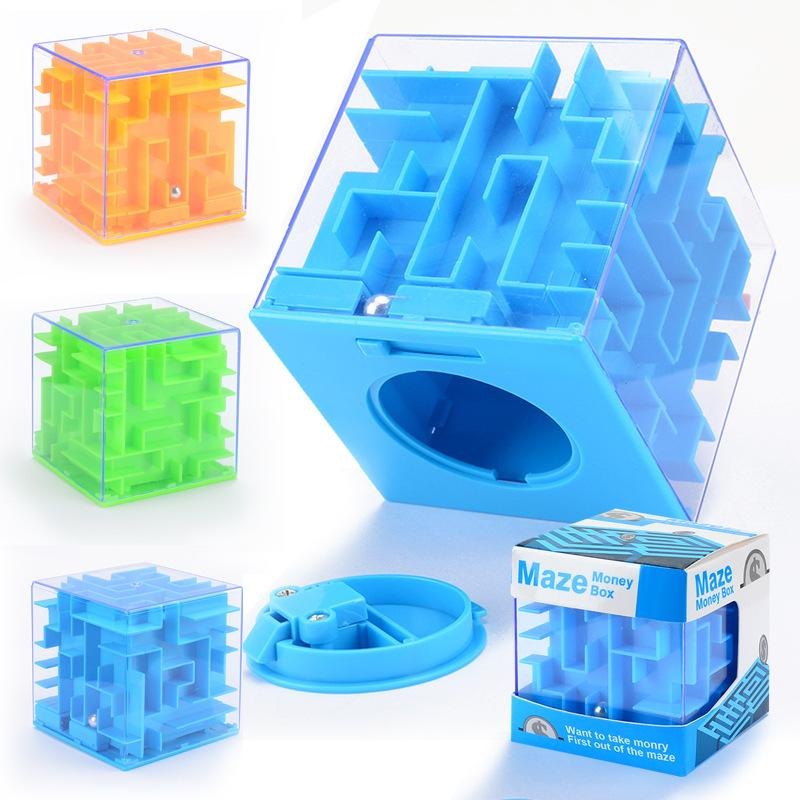 Maze Cube Saving Money - 70% OFF!