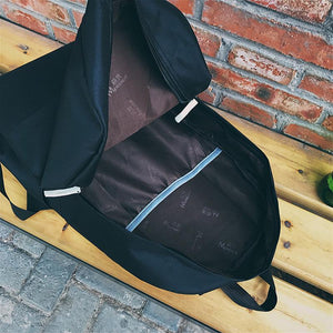 Canvas Embroidery Backpack - 60% OFF!