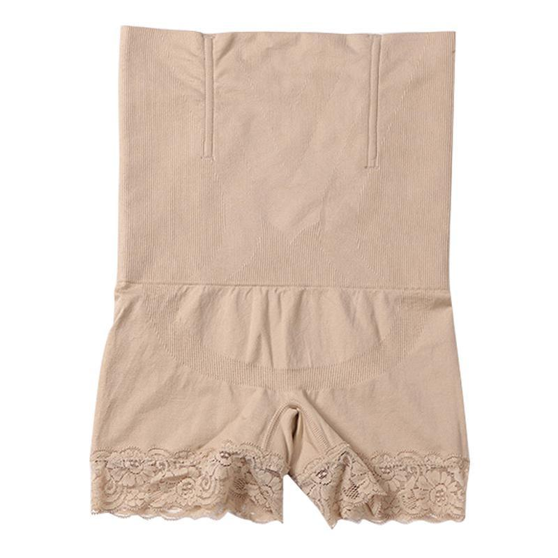 Brief Lace Bottom Hip Lifter Shorts